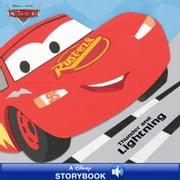 Cars: Thunder and Lightning - A Disney Read-Along ebook by Disney Book Group