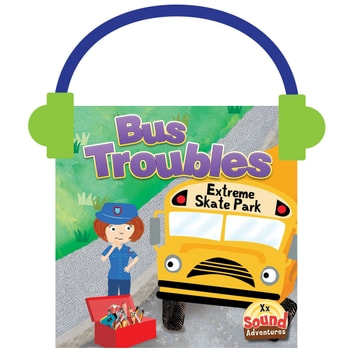 Bus Troubles - Phonetic Sound /x/ audiobook by Precious Mckenzie