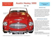 Austin Healey 3000 Buyers' Guide ebook by Mellor, Chris