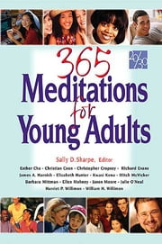 365 Meditations for Young Adults ebook by Sally Sharpe
