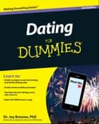Dating For Dummies ebook by Joy Browne