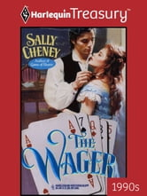 The Wager ebook by Sally Cheney