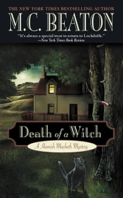 Death of a Witch ebook by M. C. Beaton