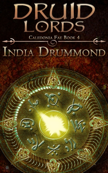 Druid Lords ebook by India Drummmond