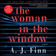 The Woman in the Window - A Novel audiolibro by A. J. Finn