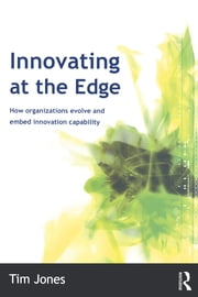 Innovating at the Edge ebook by Tim Jones