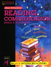 Reading Comprehension Skills & Strategies Level 4 ebook by Saddleback Educational Publishing