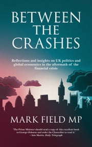Between the Crashes - Reflections and insights on UK politics and global economics in the aftermath of the financial crisis ebook by Mark Field