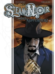 Steam Noir - Das Kupferherz 4 ebook by Verena Klinke,Felix Mertikat
