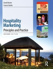 Hospitality Marketing ebook by David Bowie,Francis Buttle