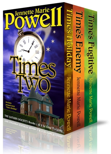 Times Two - Saturn Society Series Boxed Set ebook by Jennette Marie Powell