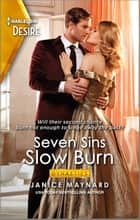 Slow Burn - A Sensual Second-Chance Romance ebook by Janice Maynard