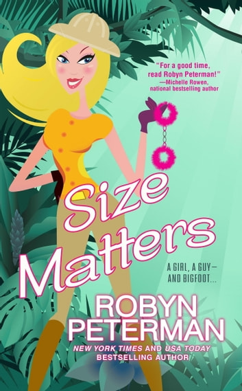 Size Matters ebook by Robyn Peterman