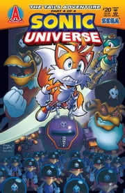 Sonic Universe #20 ebook by Ian Flynn, Tracy Yardley!