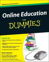 Online Education For Dummies ebook by Kevin E. Johnson,Susan Manning