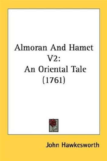 Almoran And Hamet ebook by John Hawkesworth