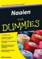 Naaien voor Dummies ebook by Bella Hendriks