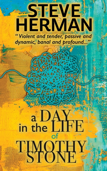 A Day in the Life of Timothy Stone ebook by Steve Herman