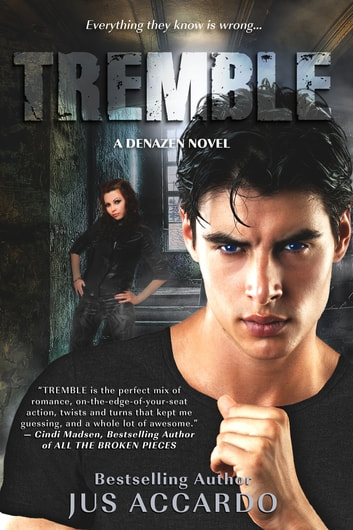 Tremble ebook by Jus Accardo