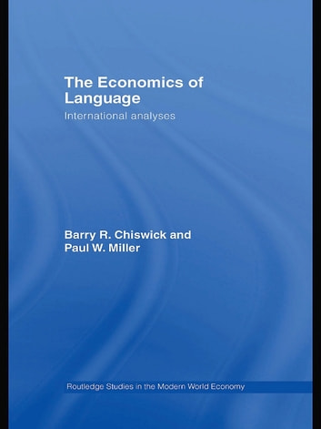 the worker next door by barry r chiswick This study is concerned with the determinants of dominant language fluency, its effects on earnings, and its endogeneity with earnings among immigrants dominant.