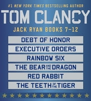 Tom Clancy's Jack Ryan Books 7-12 ebook by Tom Clancy