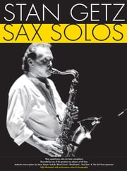 Stan Getz Sax Solos ebook by Wise Publications