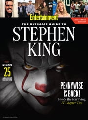 EW The Ultimate Guide to Stephen King ebook by The Editors of Entertainment Weekly