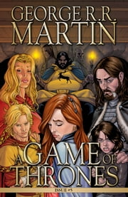 A Game of Thrones: Comic Book, Issue 5 ebook by George R. R. Martin