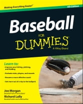 Baseball For Dummies ebook by Joe Morgan,Richard Lally