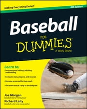 Baseball For Dummies ebook by Joe Morgan, Richard Lally