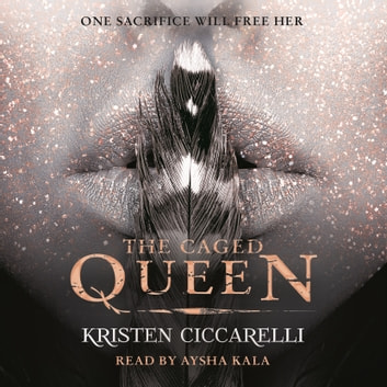 The Caged Queen - Iskari Book Two audiobook by Kristen Ciccarelli
