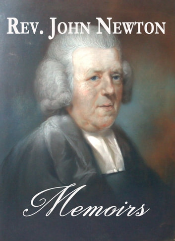 Memoirs ebook by John Newton