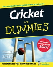 Cricket For Dummies ebook by Julian Knight,Gary Palmer,Steve Bull