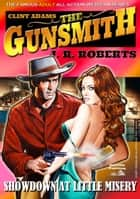 Clint Adams the Gunsmith 3: Showdown at Little Misery ebook by JR Roberts