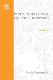 Partial differential equations in physics ebook by UNKNOWN AUTHOR