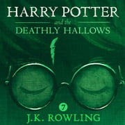 Harry Potter and the Deathly Hallows audiobook by J.K. Rowling, Olly Moss
