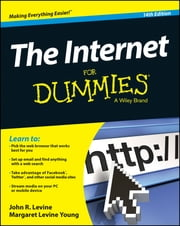 The Internet For Dummies ebook by John R. Levine,Margaret Levine Young