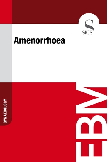 Amenorrhoea ebook by Sics Editore