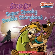 Scooby-Doo! Super Spooky Double Storybook ebook by Scholastic
