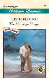 The Marriage Merger ebook by Liz Fielding