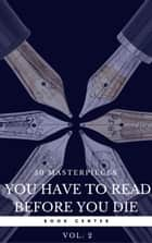 50 Masterpieces you have to read before you die vol: 2 (Book Center) ebook by Lewis Carroll, Mark Twain, Jules Verne,...