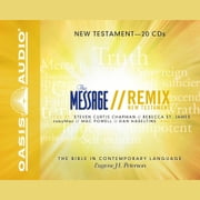 The Message Remix Bible - New Testament audiobook by Eugene H Peterson