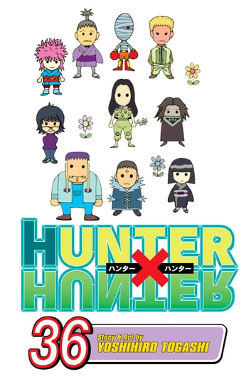 Hunter x Hunter, Vol. 36 - Balance ebook by Yoshihiro Togashi