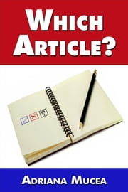 Which Article? ebook by Adriana Mucea