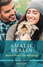 Healed Under The Mistletoe ebook by Amalie Berlin