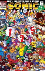 Sonic the Hedgehog #125 ebook by Various