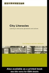 City Literacies ebook by Gregory, Eve