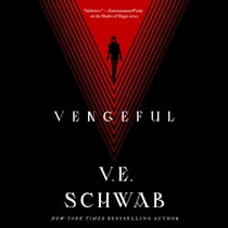 Vengeful audiobook by V. E. Schwab, Jeremy Arthur
