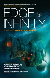 Edge of Infinity ebook by Alastair Reynolds,Pat Cadigan