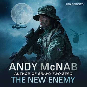 The New Enemy - Liam Scott Book 3 audiobook by Andy McNab